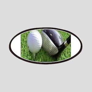Golfball Patch