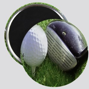 Golfball Magnets