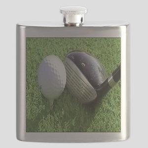 Golfball Flask