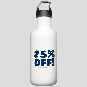 25% OFF - CHEAP AT HAL Stainless Water Bottle 1.0L