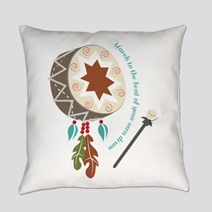 Your Own Drum Everyday Pillow