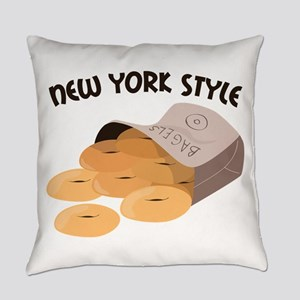 New York Style Everyday Pillow