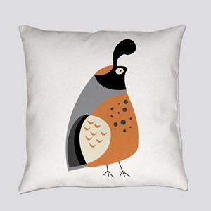 Partridge Everyday Pillow