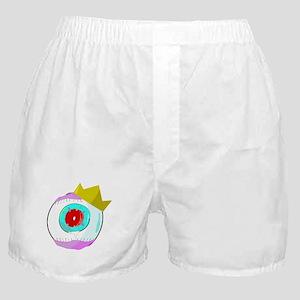 King Red Eye Ball Boxer Shorts