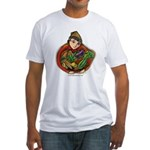 Harvest Girl Fitted T-Shirt