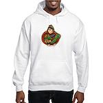 Harvest Girl Hooded Sweatshirt