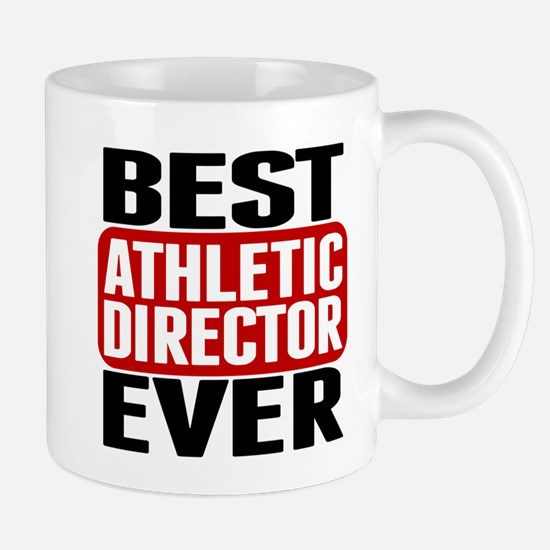 Best Athletic Director Ever Mugs