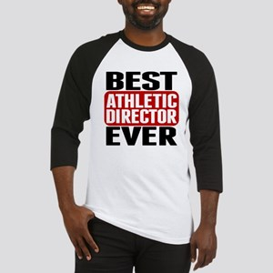 Best Athletic Director Ever Baseball Jersey