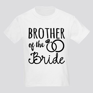 Brother of the Bride Kids Light T-Shirt
