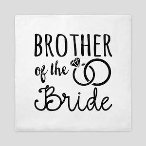 Brother of the Bride Queen Duvet