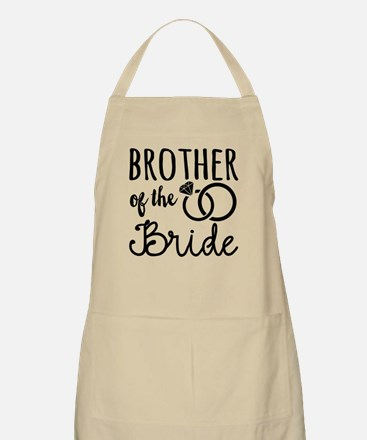 Brother of the Bride Apron