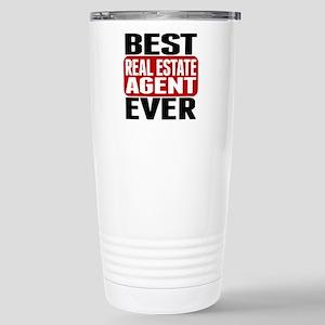 Best Real Estate Agent Ever Travel Mug