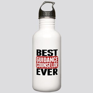 Best Guidance Counselor Ever Water Bottle