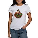 Harvest Girl Women's Classic White T-Shirt