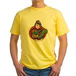 Harvest Girl Yellow T-Shirt