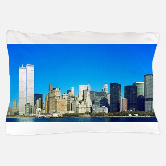 Unique World trade center Pillow Case