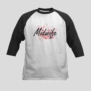 Midwife Artistic Job Design with F Baseball Jersey