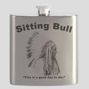 Sitting Bull: Die Flask
