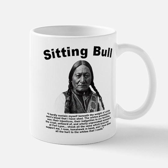 Sitting Bull: Tomahawk Mug