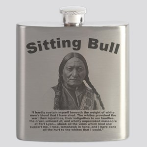 Sitting Bull: Tomahawk Flask