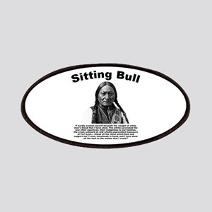Sitting Bull: Tomahawk Patch