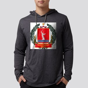 Volgograd Coat of Arms Long Sleeve T-Shirt