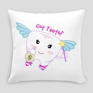 Got Teeth? Everyday Pillow