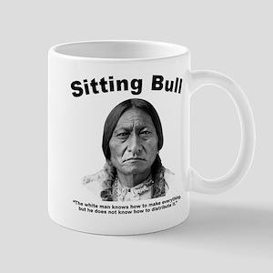 Sitting Bull: Share Mug