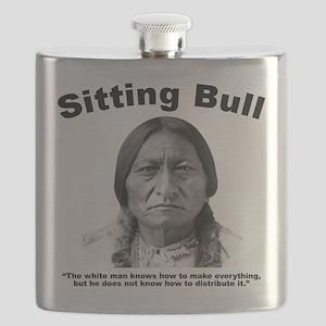 Sitting Bull: Share Flask