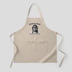 Sitting Bull: Share Apron