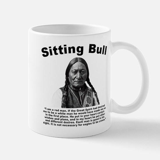 Sitting Bull: Redman Mug