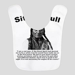 Sitting Bull: Redman Bib