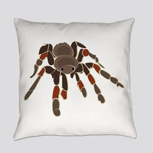 Tarantula Spider Everyday Pillow