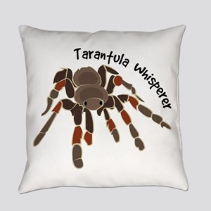 Tarantula Whisperer Everyday Pillow