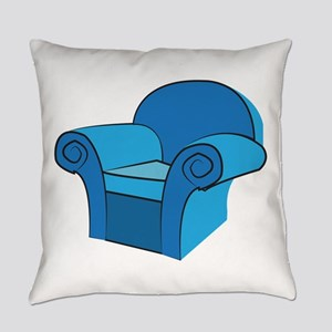Arm Chair Everyday Pillow