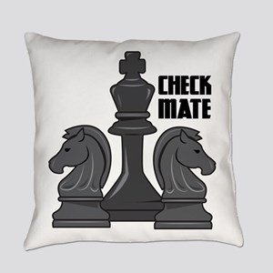 Check Mate Everyday Pillow