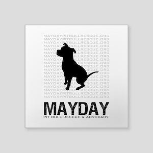 Mayday Logo Sticker