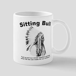 Sitting Bull: Peace Mug