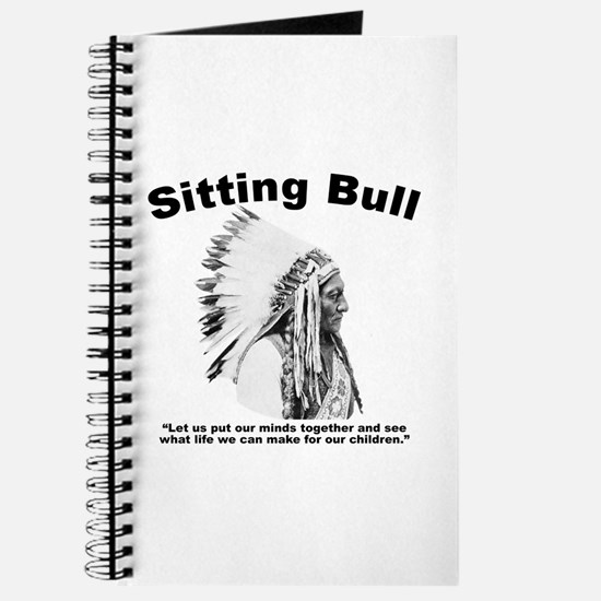 Sitting Bull: Peace Journal