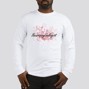 Neuropsychologist Artistic Job Long Sleeve T-Shirt