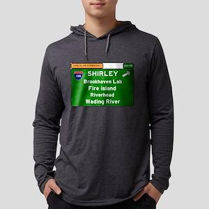 496 - LONG ISLAND EXPRESSWAY - Long Sleeve T-Shirt