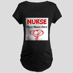 Nurse Maternity T-Shirt