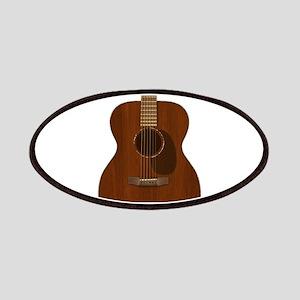 Acoustic Guitar Art Patch