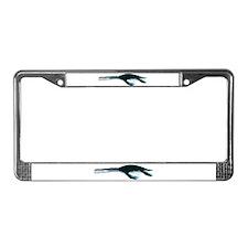 Liopleurodon License Plate Frame