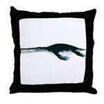 Liopleurodon Throw Pillow