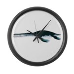 Liopleurodon Large Wall Clock