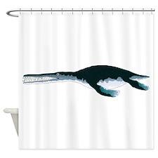 Liopleurodon Shower Curtain