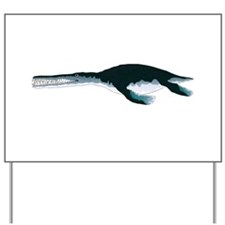 Liopleurodon Yard Sign