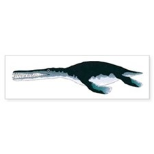Liopleurodon Bumper Sticker