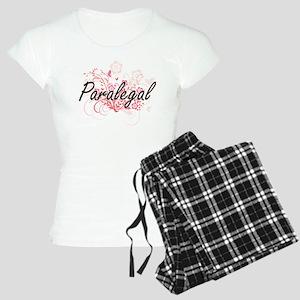 Paralegal Artistic Job Desi Women's Light Pajamas